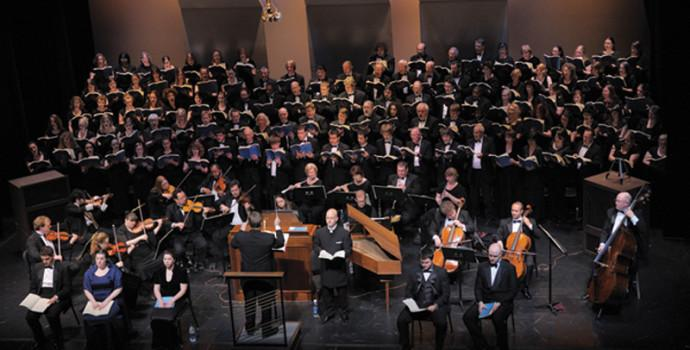 MASTERWORKS CHORALE PERFORMS ST, JOHN'S PASSION