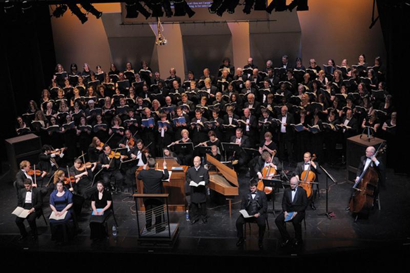 Masterworks Choral Preforms Fall Concert