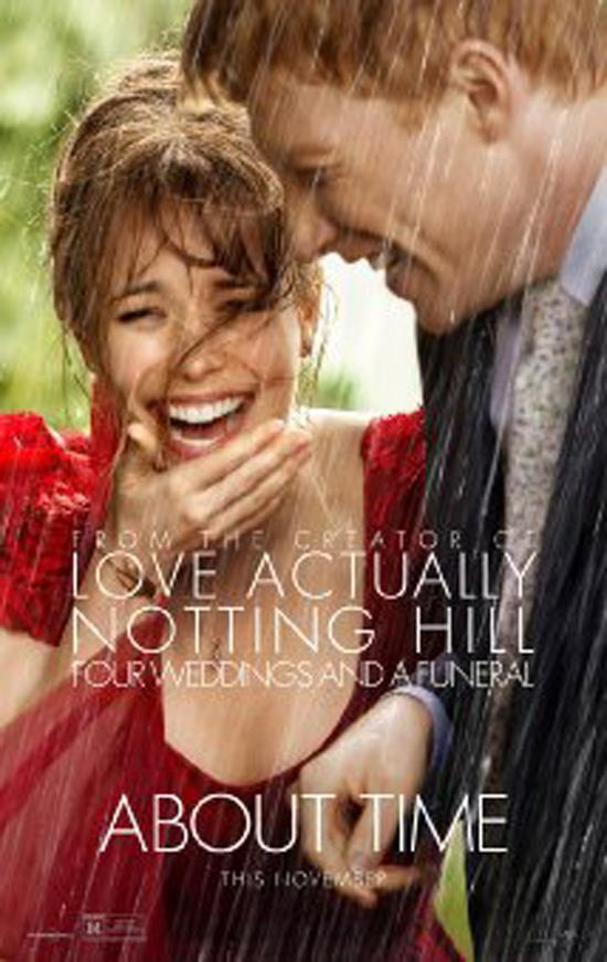 """""""About Time"""" For A Movie Review"""