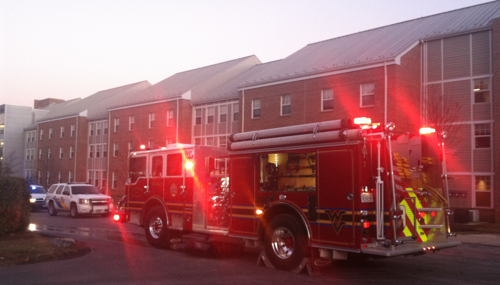 Dunlop Hall Evacuated by Stove Fire