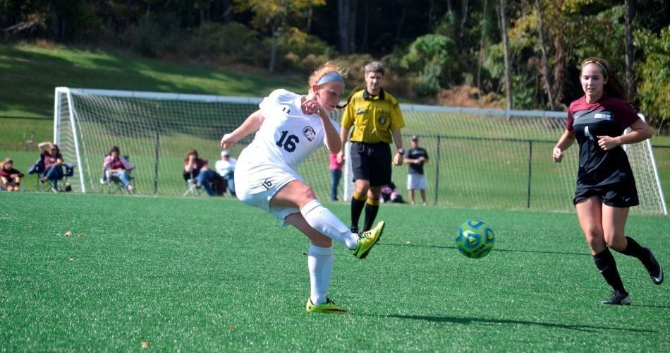 Women's Soccer Defeated by West Virginia Wesleyan