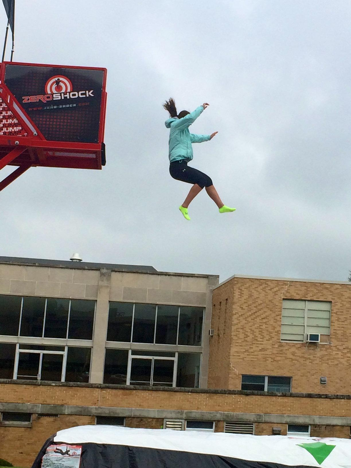 Zero Shock Leaves Students Jumping for Joy