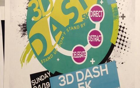 3D dash to benefit women's center