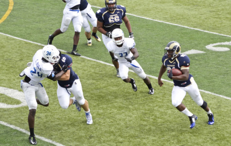 Shepherd improves to 4-0 after a redemption win over Notre Dame