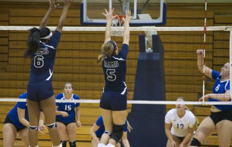 Rams Volleyball falls in Urbana Tournament