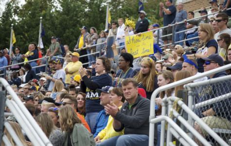 Rams delight fans with a winning homecoming weekend