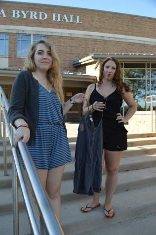 Rompers continue to rise in the fashion world