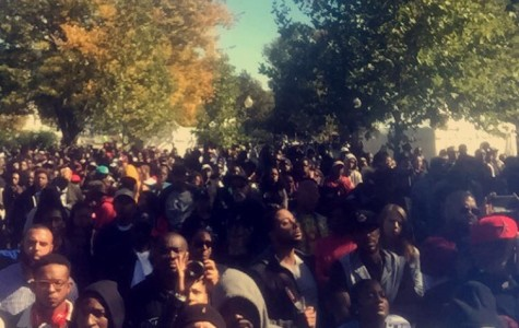 Million man march: an insider perspective