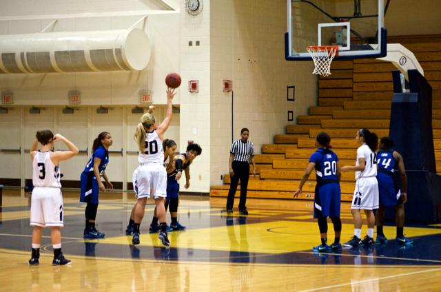 Shepherd University women's basketball takes a loss