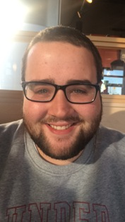 """Mike Koesters, a junior sports marketing major, said, """"I'm thankful for my great family, my friends from home that I get to see this week, and my three cats."""""""