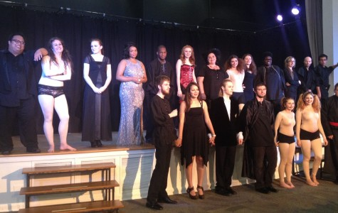 The Rude Mechanicals perform John Webster's The Duchess of Malfi in Reynolds Hall