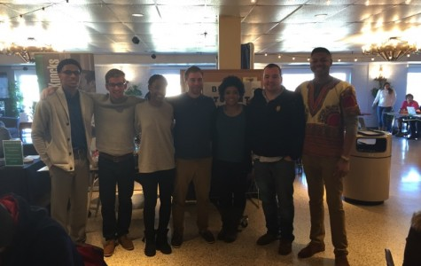 The Black Student Union and Phi Kappa Tau team up in honor of Martin Luther King Day