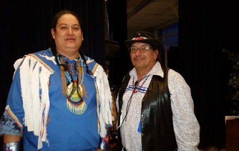 Red Hoop Pow Wow gives Shepherd a taste of Native Culture