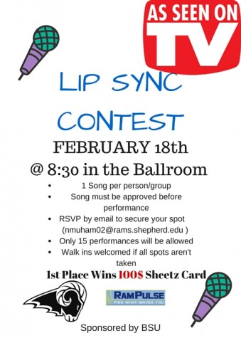 BSU Lip Sync Contest