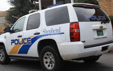Racist Graffiti Found in Scarborough Library Restroom at Shepherd University