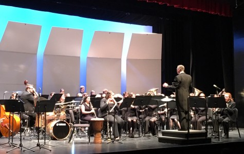 Symphonic Band and Wind Ensemble Presents a Journey for The Ears and Heart