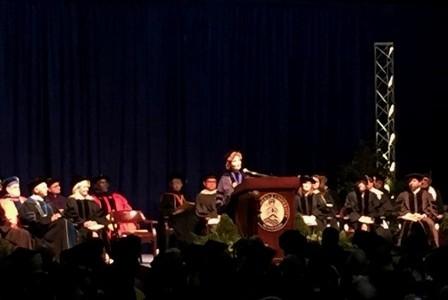 Inauguration of Dr. Mary J.C. Hendrix, 16th President of Shepherd University