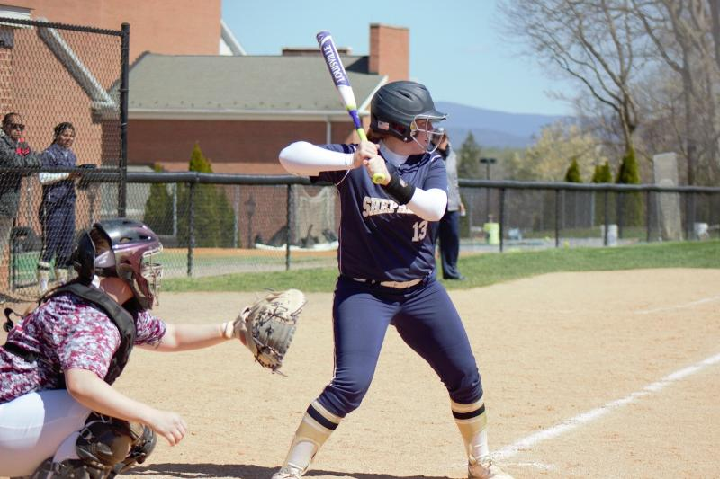 Rams Softball Split With Fairmont State Supicket
