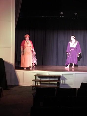Medea Addresses King Creon