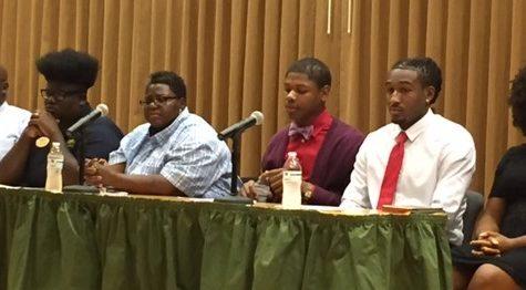 Black Voices Speak at University Forum