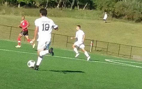 Shepherd Men's Soccer falls to East Stroudsburg 5-1