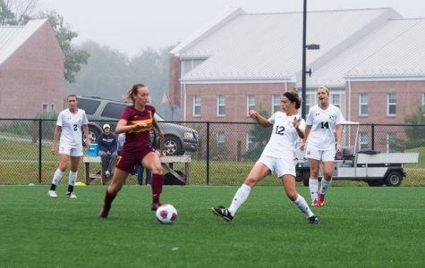 Women's Soccer Shuts Out Wheeling Jesuit