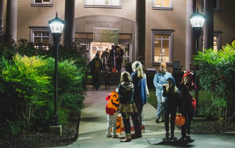 Shepherd's 16th Annual Shep-or-Treat Welcomes Many Families and Children