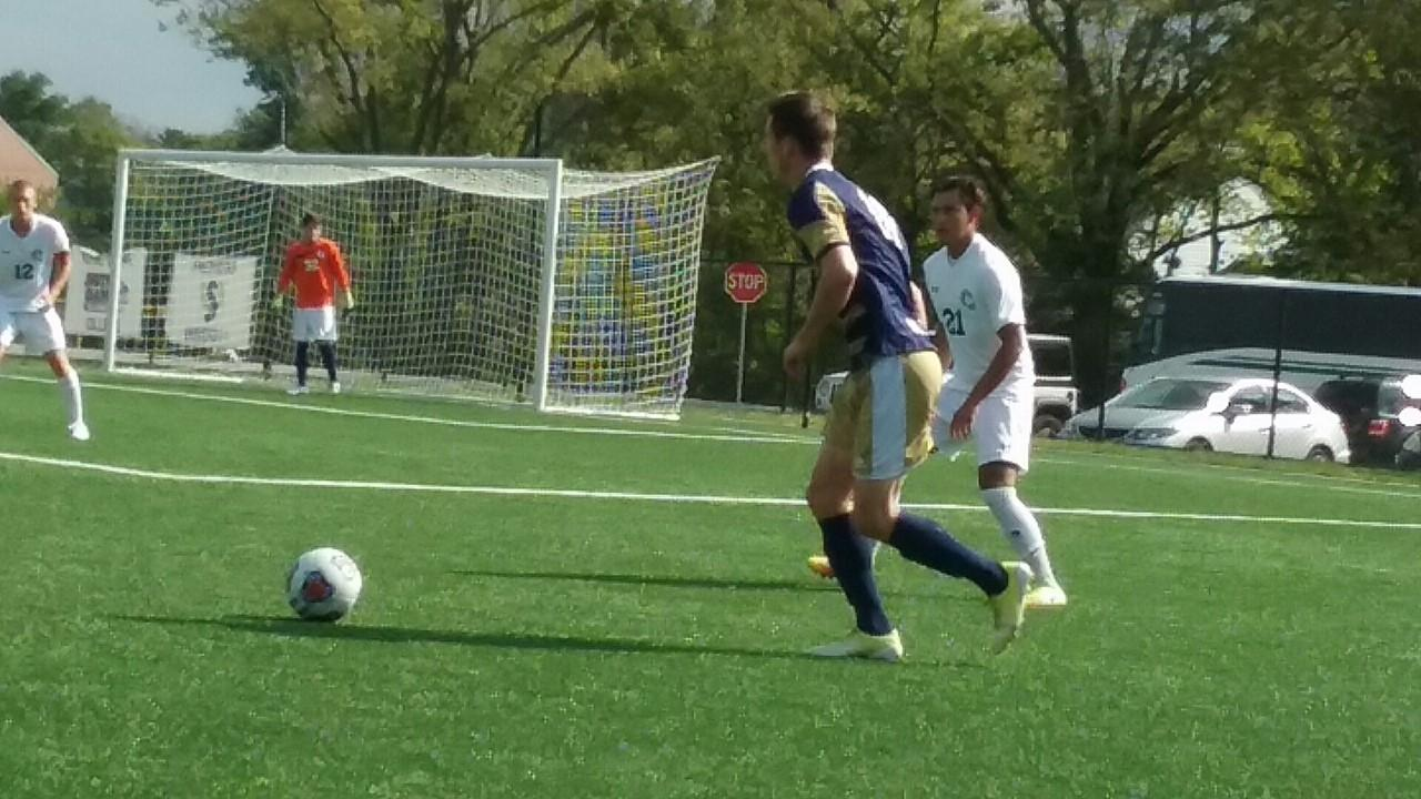 shepherd mens soccer battles - 1280×720