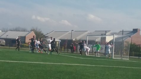 Shepherd Men's Soccer Falls to West Virginia Wesleyan 5-1