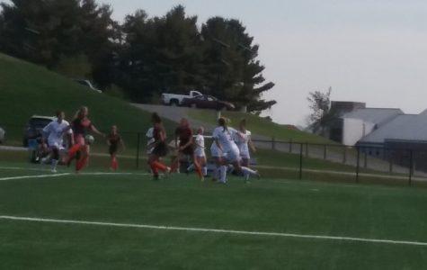 Shepherd Rams Women's Soccer Loses a Heartbreaker to West Virginia Wesleyan in Overtime