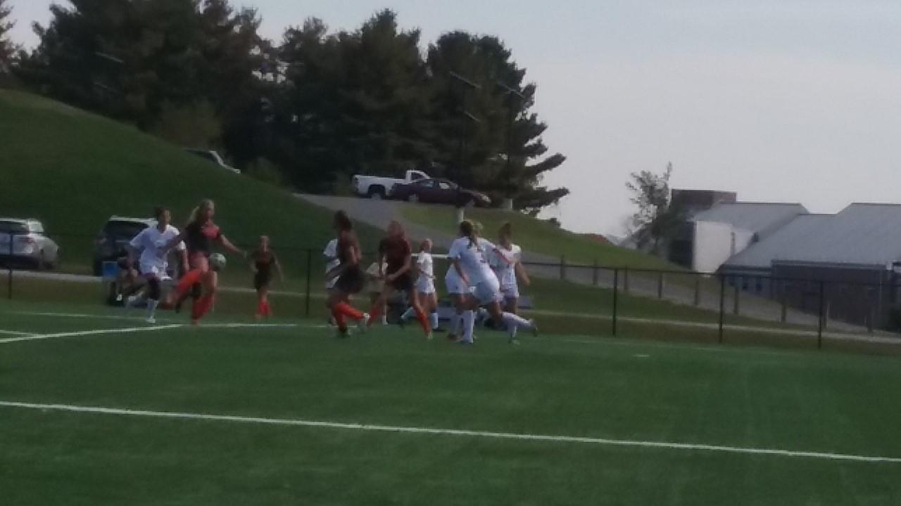 Shepherd Rams Women S Soccer Loses A Heartbreaker To West