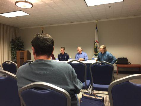 Shepherd Hosts Men's Health Panel