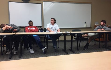 Election Discussion hosted by Black Student Union