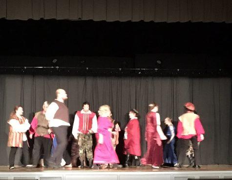 Opening Scene Rude Mechanical's Othello