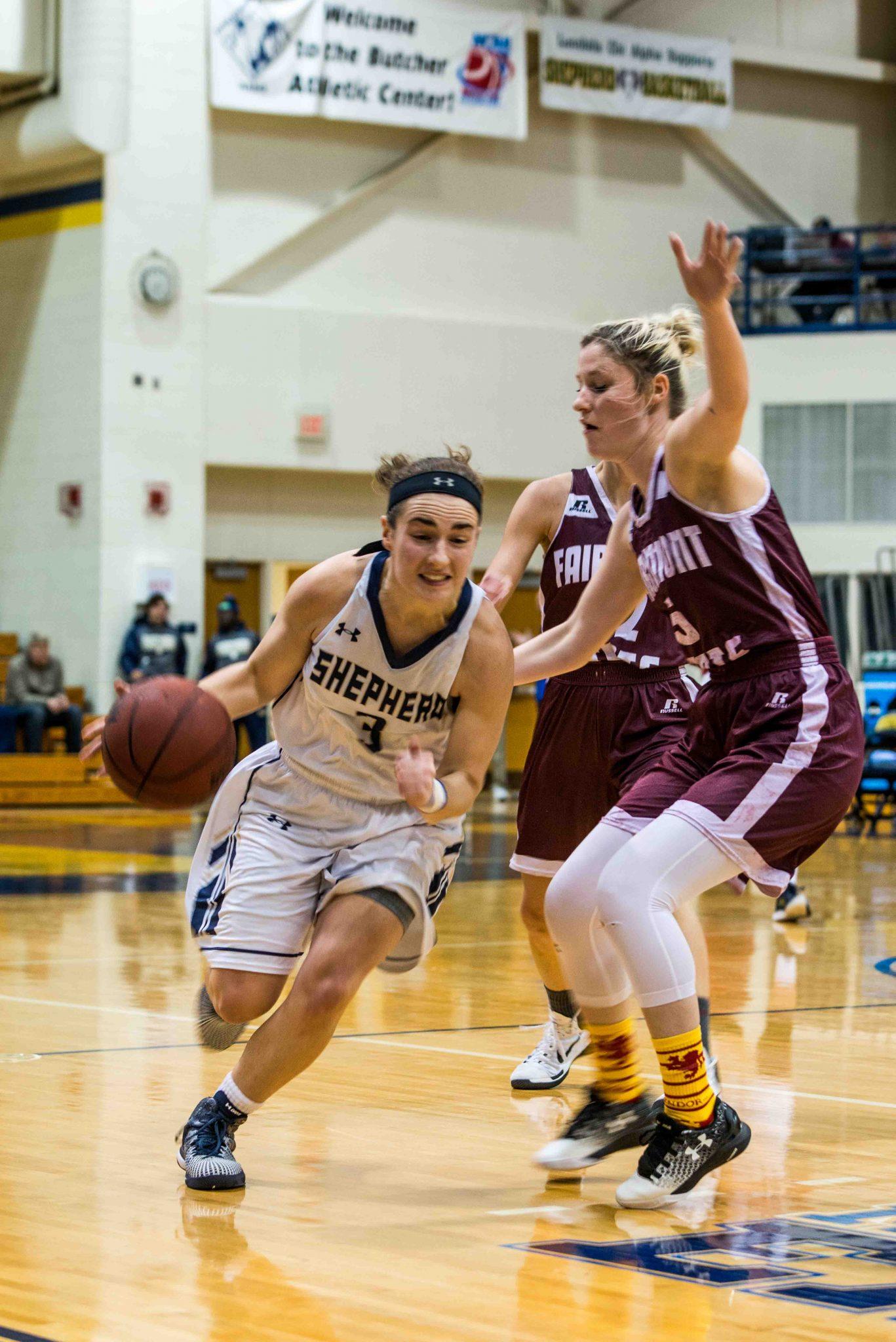 Shepherd Women's Basketball Suffers Road Loss to Glenville ...