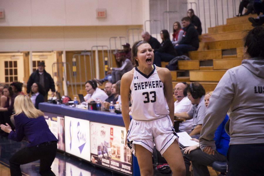 The Picket The Shepherd University Women S Basketball