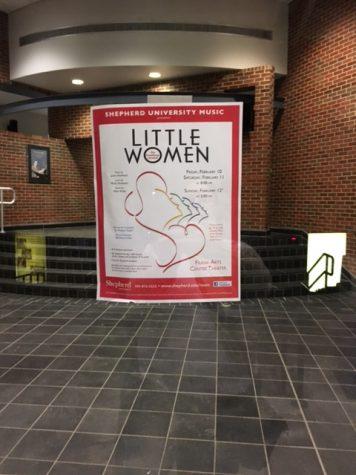 Shepherd Music Department Presents Little Women, A Classic Tale Set to Music