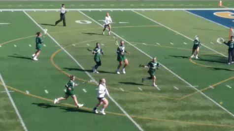 Marauders Run All Over Rams' Lacrosse