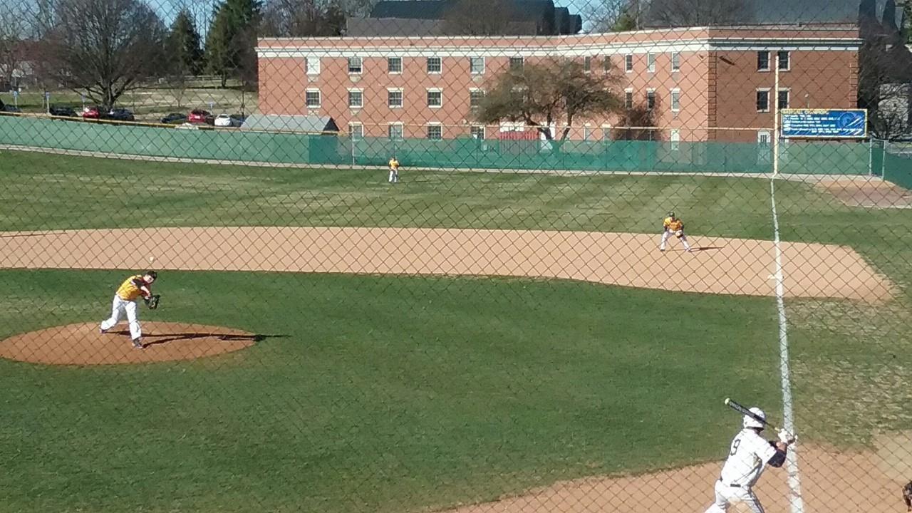 Shepherd Baseball Splits Double Header With Urbana Ohio