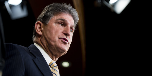 Senator Joe Manchin defends Jeff Sessions and Steve Mnunchin in Skype interview