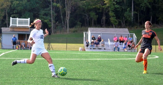 Shepherd Women S Soccer Takes Care Of Business On The Road