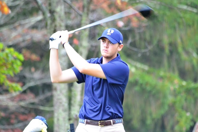 Shepherd Men S Golf Falters Down Stretch To Tie For Fourth