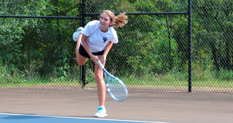Shepherd Women S Tennis Falls To East Stroudsburg 8 1 At