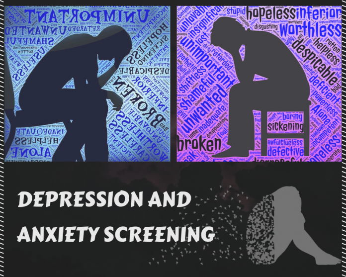 Depresison and Anxiety Screening