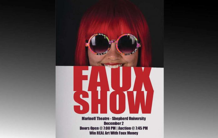 Poster of Faux Show